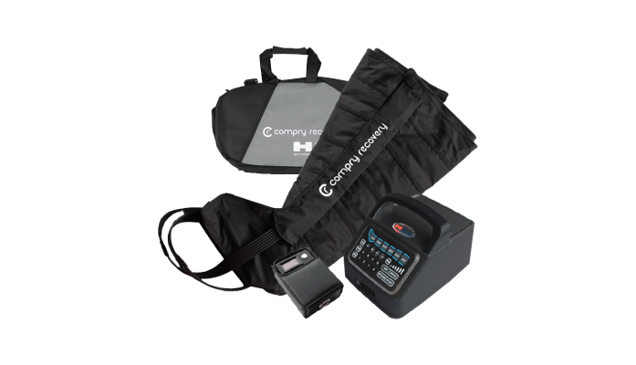 Compry Recovery PRO Set compleet transparant